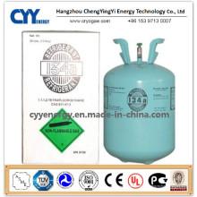 Gaz réfrigérant R134A (R134A, R404A, R410A, R422D, R507) avec 99,8% de Pureté