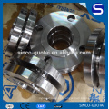 DIN / EN / ANSI B16.5 forjado ansi 316l flange de aço inoxidável