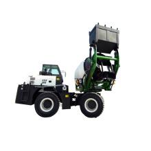 Precio del mezclador de camión de hormigón montado en camión