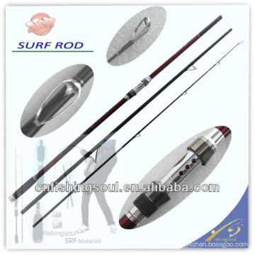 SFR052 canne à pêche combo im6 carbone blanc surf canne à pêche canne à pêche de surf