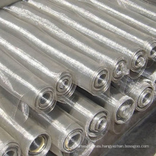 Malla de alambre de acero inoxidable 304/316 / 316L