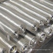 Rede de arame 304/316 / 316L de aço inoxidável