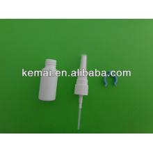 Botella de spray nasal