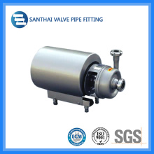 Centrifugal Pump for Milk with SMS Connection Ends