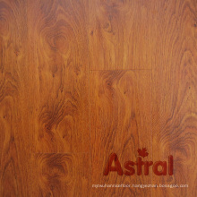 Handscraped Grain Surface (U Groove) Laminate Flooring (9104)