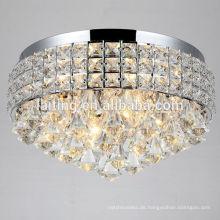 führte Runde Dekoration Lichter Deckenleuchten mit Diamantkristallen 51118