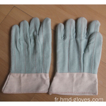 Gants de manchette 100% coton Hot Mill