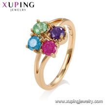 15197 xuping ювелирные изделия модные хрустальные кольца для женщин