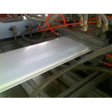 (SJSZ65 / 132) Línea de extrusión de panel de techo de espuma de PVC