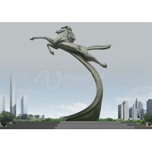 Large Outdoor Metal sculpture VSSSP-037L