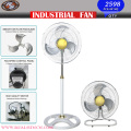2 in 1 Industrial Fan with White and Golden Color