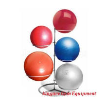 Ce Certificated Commercial Anti-Burst Ball Rack