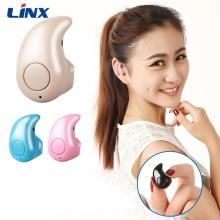 Fone de ouvido sem fio V4.0 do uso do telefone móvel mini