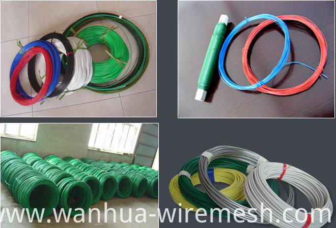2mm inner diameter PVC coated steel binding wire (3)