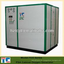 Planta de producción de oxígeno TCO-3 con estándar CE