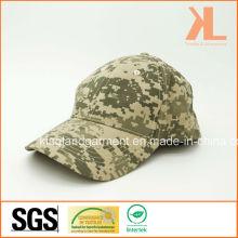 Baumwollbohrgerät Armee / Militär Digital Camouflage Print Baseball Cap