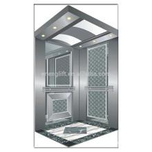 China Wholesale merchandise hotel ascenseur de passagers en acier inoxydable