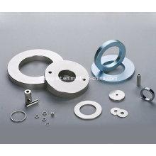 Lautsprecher Magnete in Ring und Tube Form