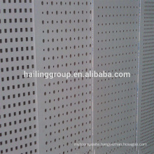 12mm thick sound absorbing perforated gypsum board price