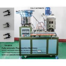 XF-001A europa plug insinora máquinas de friso