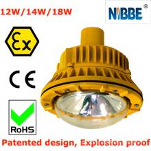3 Anos de Garantia Atex Certified LED prova de explosão luz
