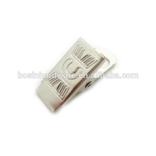 Popular Good Quality Metal Badge Clip
