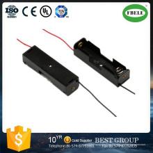 Runder Batteriehalter Wasserdichter Batteriehalter AA Batteriehalter
