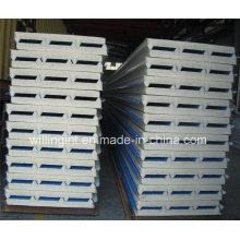 De alta calidad PU Foam Sandwich Panel de bajo precio