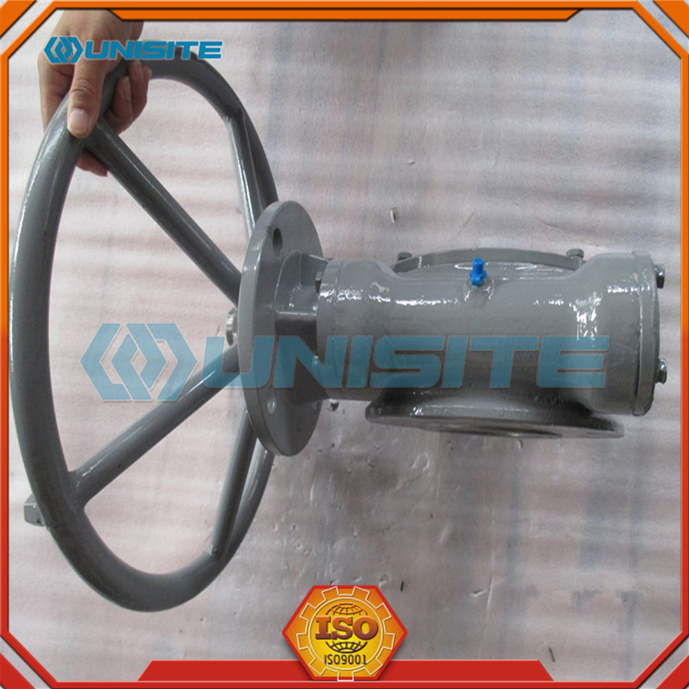 Steel Gear Box For Butterfly Valve
