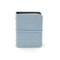 Fashion textured pattern PU credit id card holder