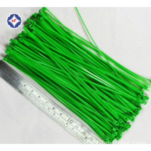 Fermacavi in ​​nylon plastificato Colorfu