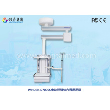 Electric double arms medical pendant OT pendant