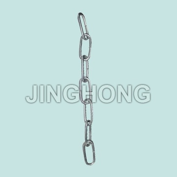 DIN763 Long Link Chain