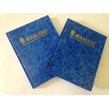 A4 Baladic Cover Hardcover Notebook Diary для рекламного подарка