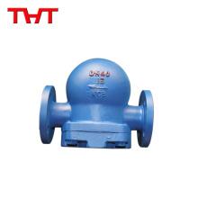 Controle automático de pressão baixa em aço inoxidável válvula de calor das armadilhas de vapor
