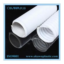 Tuyau flexible en PP de haute qualité avec fil en acier renforcé