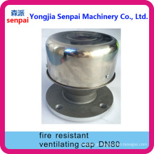 Peças da estação de gás Dn80 Fogo Resistant Ventilationg tampão / tampão resistente ao fogo