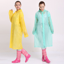 Classic cheap yellow fisherman raincoat