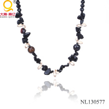 2014 Agate Bead Necklace on Alibaba Website