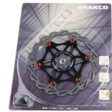 Rotores de freno de disco de bicicleta de montaña 160/180 mm rotor de disco de freno de cerámica