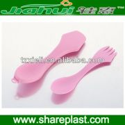 2013 New Eco-friendly coloured plastic cutlery