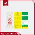 International Scaffold Tag BD-P35 Круглый крючок с многофункциональными функциями для повышения безопасности с CE ROHS