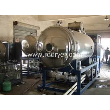 Fruits and vegetables freeze drying machine