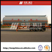 Liquid Tanker Material Semi-Trailer with High Safety for Sale
