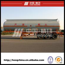 Tanque de líquido Material semireboque com alta segurança para venda