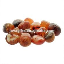 High Polished Gemstone pebble tile pebbles pebble stone