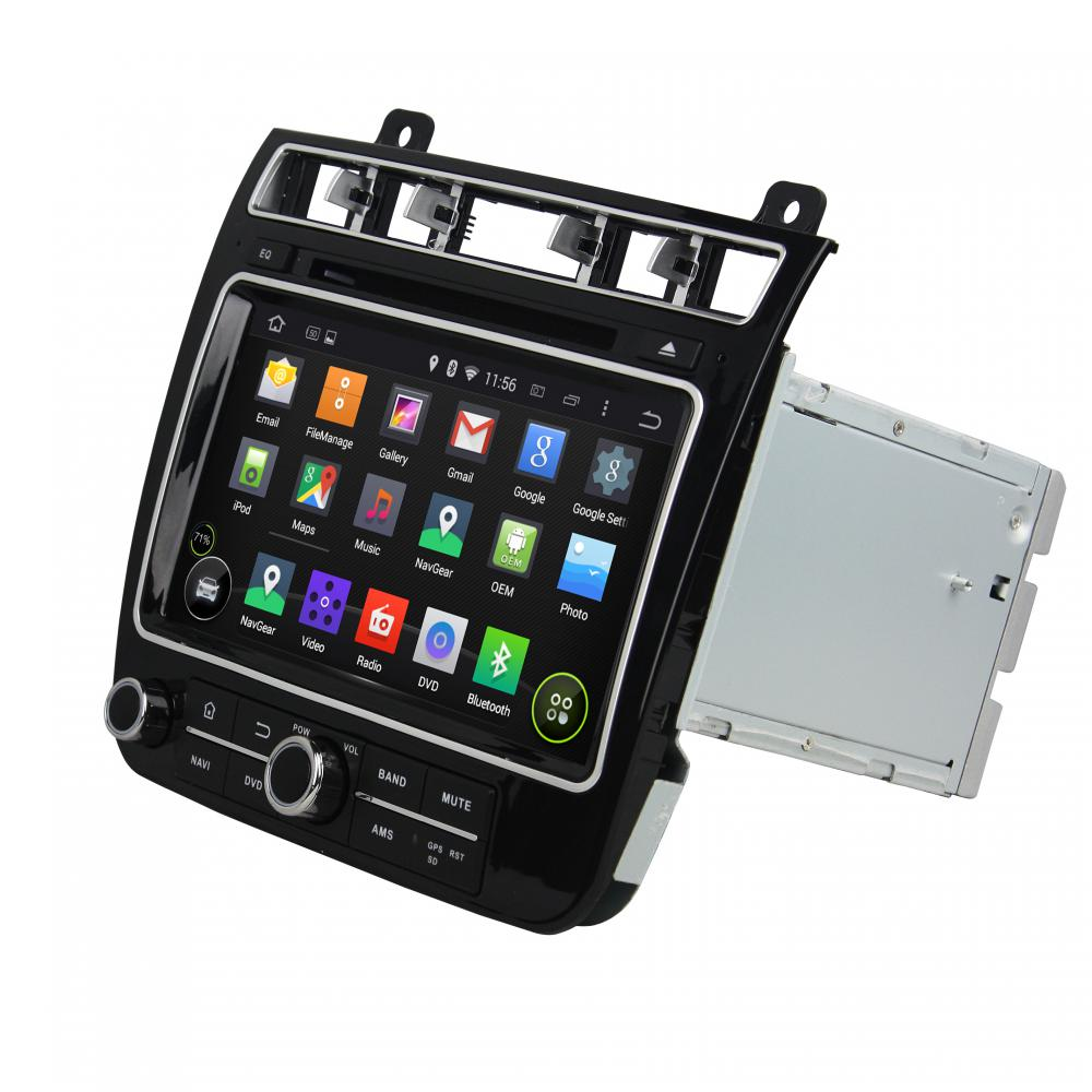 android system car DVD per VW TOUAREG 2016