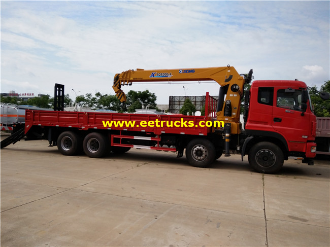 XCMG 20ton Truck Mounted Cranes