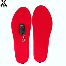 2300mAh  Li-on battery electric heated insoles