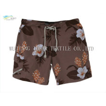 Printed Peach Skin Fabric for Beach Pants